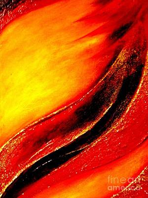 Painting - Energy by Kumiko Mayer