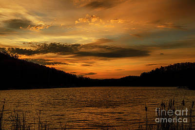 Photograph - First Light On The Lake by Thomas R Fletcher