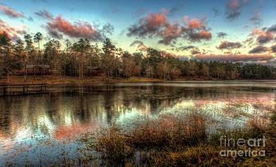 Photograph - Flint Creek by Maddalena McDonald