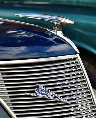 Photograph - Ford Hotrod by Dean Ferreira