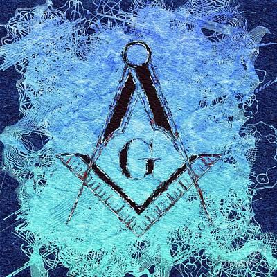 Royalty-Free and Rights-Managed Images - Freemason, Mason, Masonic Symbolism by Esoterica Art Agency