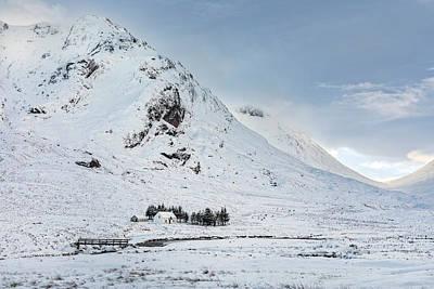 Photograph - Glencoe - Scotland by Joana Kruse