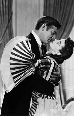 Affection Photograph - Gone With The Wind, 1939 by Granger