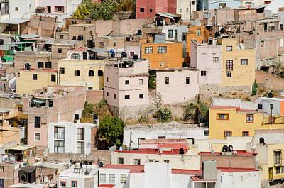 Guanajuato Photograph - Guanajuato, Mexico. by Rob Huntley