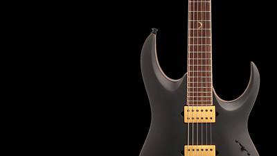 String Instruments Digital Art - Guitar by Super Lovely