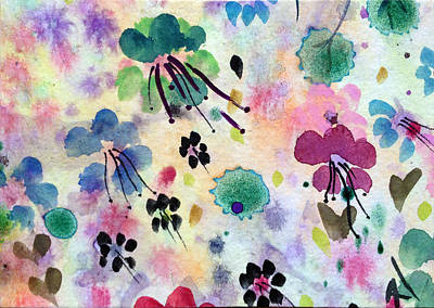Painting - Hibiscus by Patricia Lazaro