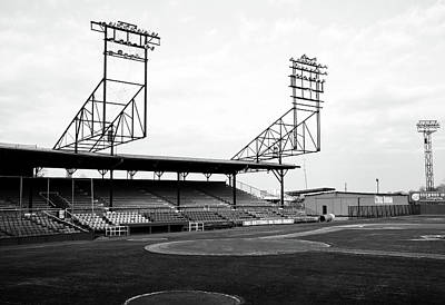 Photograph - Historic Rickwood Field by L O C