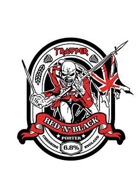 Iron Maiden Digital Art
