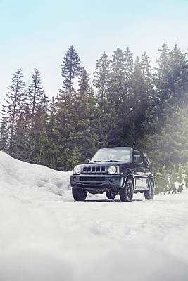 Photograph - Jimny by Chris M