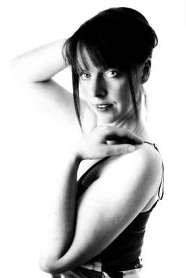 Photograph - Karen by Jeremy Lavender Photography