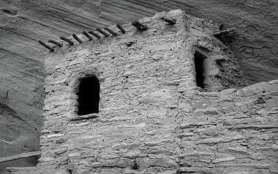 Photograph - Keet Seel Ruins by Larry Pollock
