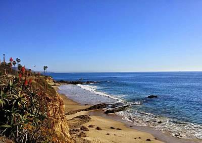 Laguna Beach California Art Print