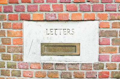 Letterbox Art Print