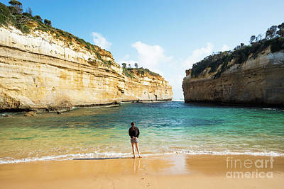 Photograph - Loch Ard Gorge by Andrew Michael