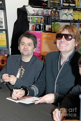 Photograph - Manic Street Preachers by Jenny Potter