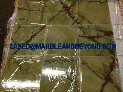 Onyx Tiles Sculpture - Marble And Beyond, Inc, by Marble  Beyond