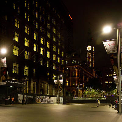 Photograph - 5 Martin Place And Gpo Building by Miroslava Jurcik