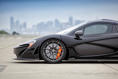 Photograph - #mclaren #mso #p1 by ItzKirb Photography