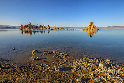 Photograph - Mono Lake California by Benny Marty