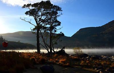 Photograph - Morning At The Lake by Barbara Walsh