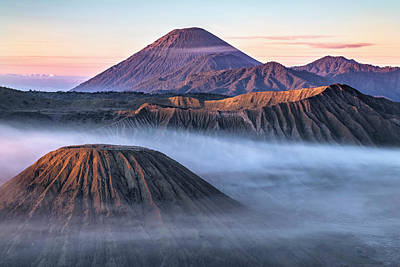 Asien Photograph - Mount Bromo - Java by Joana Kruse