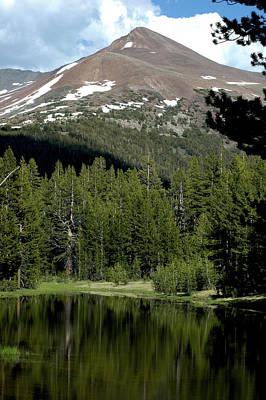 Travel Photograph - Mountains Of Yosemite by LeeAnn McLaneGoetz McLaneGoetzStudioLLCcom
