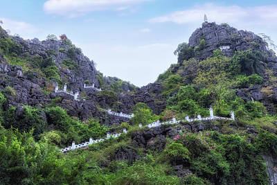 Tam Photograph - Ninh Binh - Vietnam by Joana Kruse