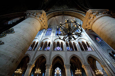 Photograph - Notre-dame by John Magyar Photography