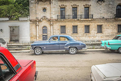Photograph - Old Car by Bill Howard