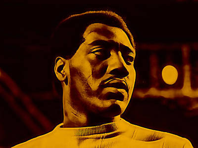 Mixed Media - Otis Redding Collection by Marvin Blaine