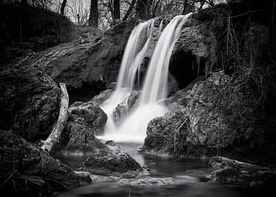 Photograph - Price Falls by Ricky Barnard