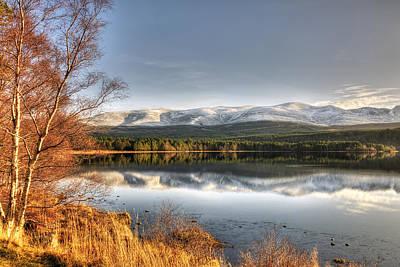 Photograph - Scotland by Gouzel -
