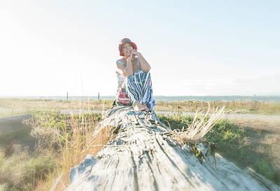Photograph - Shara by Sabine Edrissi
