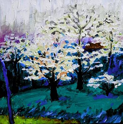 Painting - Spring  by Hae Kim