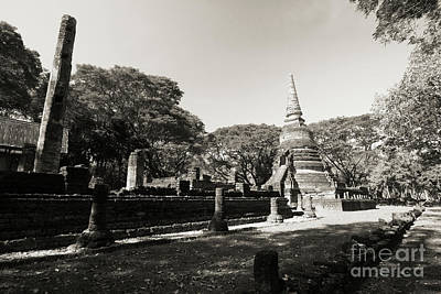 Sukhothai, Thailand Art Print