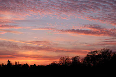 Photograph - Sunset by Mark Severn
