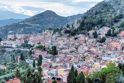 Taormina - Sicily Art Print