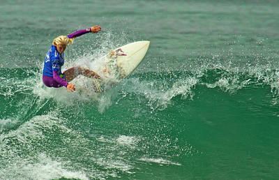 Photograph - Tatiana Weston-webb by Waterdancer