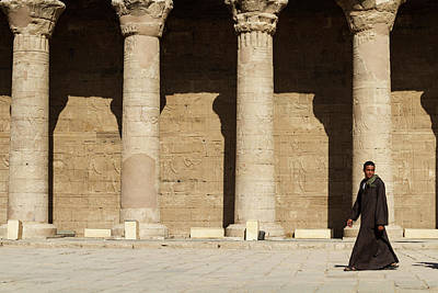 Photograph - Temple Of Isis by Silvia Bruno