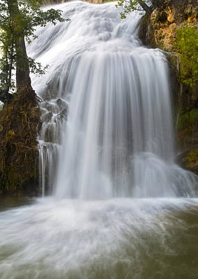 Photograph - Turner Falls by Ricky Barnard