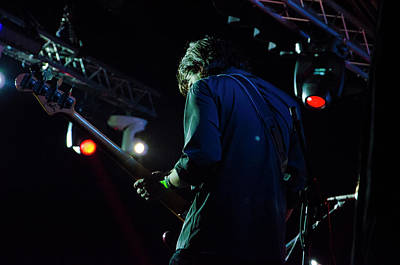 Photograph - Uk Foo Fighters Live At The Stage by Edyta K Photography