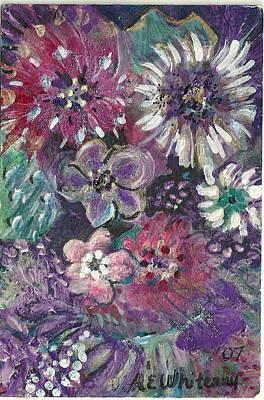 Untitled Art Print by Anne-Elizabeth Whiteway