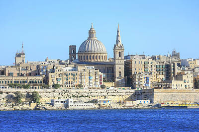 Valletta Photograph - Valletta - Malta by Joana Kruse