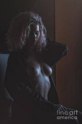 Photograph - Veronica by Traven Milovich
