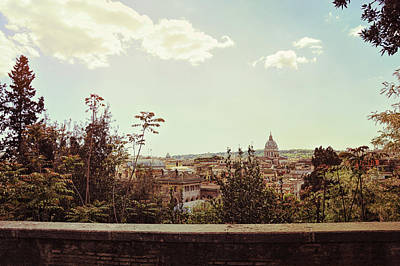 Photograph - Views Of Rome Italy by JAMART Photography
