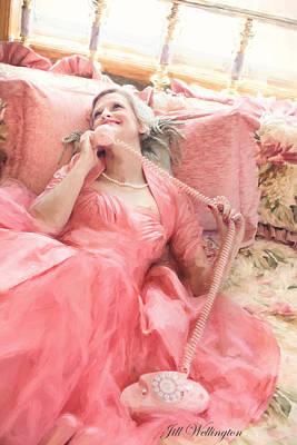 Priska Wettstein Pink Hues - Vintage Val Bedroom Dreams by Jill Wellington