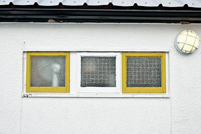 Cabin Window Photograph - Windows by Tom Gowanlock