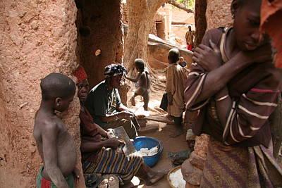 Photograph - Yougo Dogorou 2006 by Huib Blom