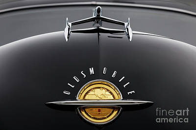 Photograph - '50 Olds by Dennis Hedberg