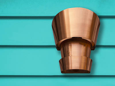 Photograph - 50 Shades Of Copper by Paul Wear